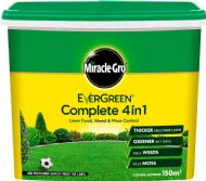 Miracle-Gro Evergreen Complete 4 In 1 Tub - 150m2